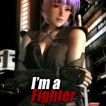 Dead or Alive 5 Ayane Poster