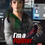 Dead or Alive 5 Hitomi Poster