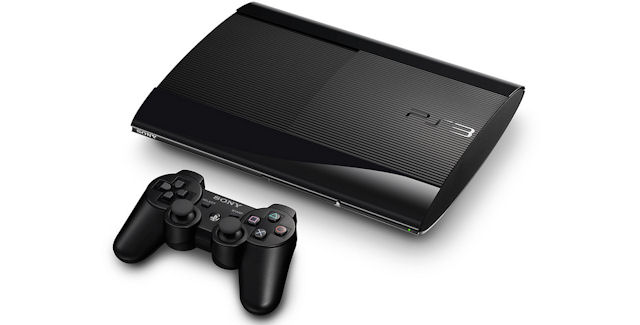 Slimmer PlayStation 3 Console