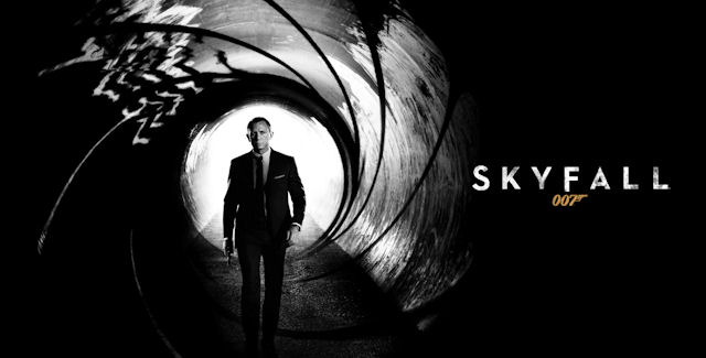 495experience • Кинотэги + Начирикали: 007. Координаты «Скайфолл»