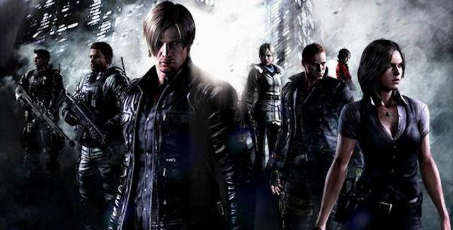 Resident Evil 7 Team Options