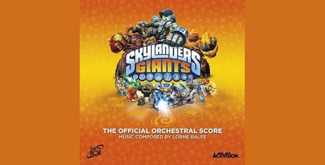 Skylanders Giants Soundtrack