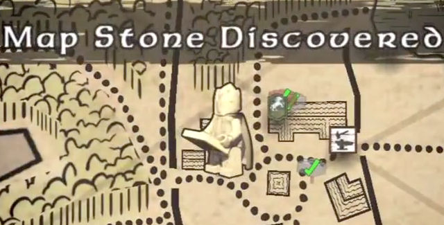 Lego Lord of the Rings Map Stones Locations Guide