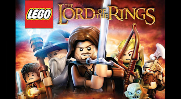 3ds lego lord of the rings walkthrough
