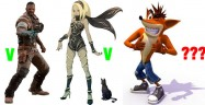 PlayStation All-Stars Battle Royale Unlockable Characters
