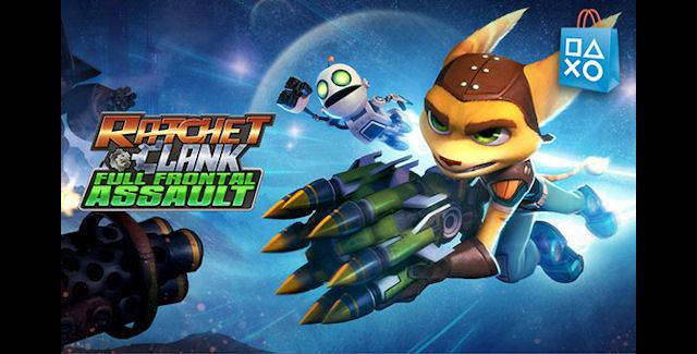 Ratchet & Clank: Full Frontal Assault Walkthrough