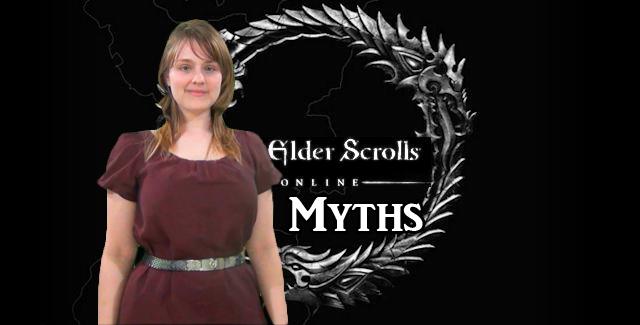 Elder Scrolls MMO Myths