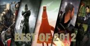 Top 25 Best Video Games of 2012