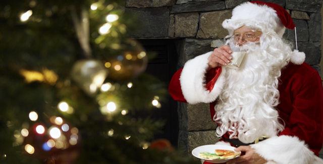 Santa Christmas Video Games