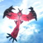 Pokemon X and Y Yveltal Screenshot
