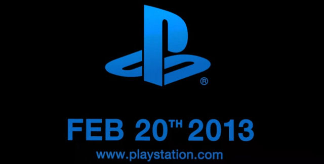 PS4 Unveiling