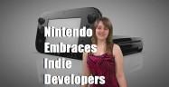 Nintendo Embraces Indie Developers