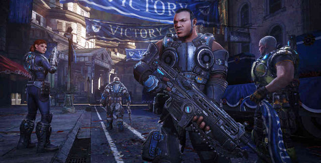 How To Unlock All Gears of War Judgment Characters