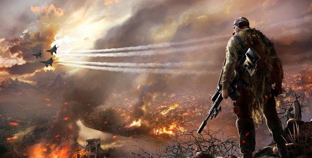 Sniper: Ghost Warrior 2 PC screenshot