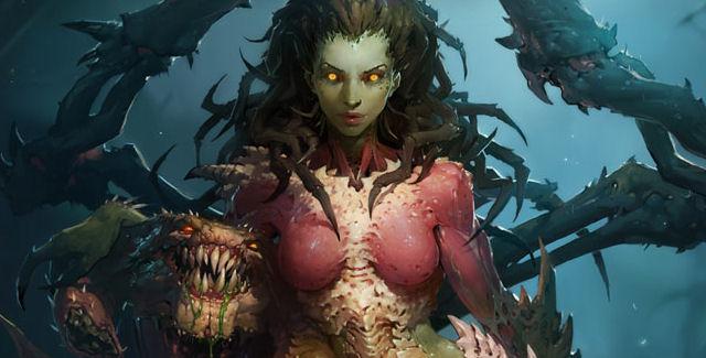 StarCraft 2: Heart of the Swarm Cheats