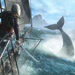 Assassin's Creed 4 Sea Whale Wallpaper