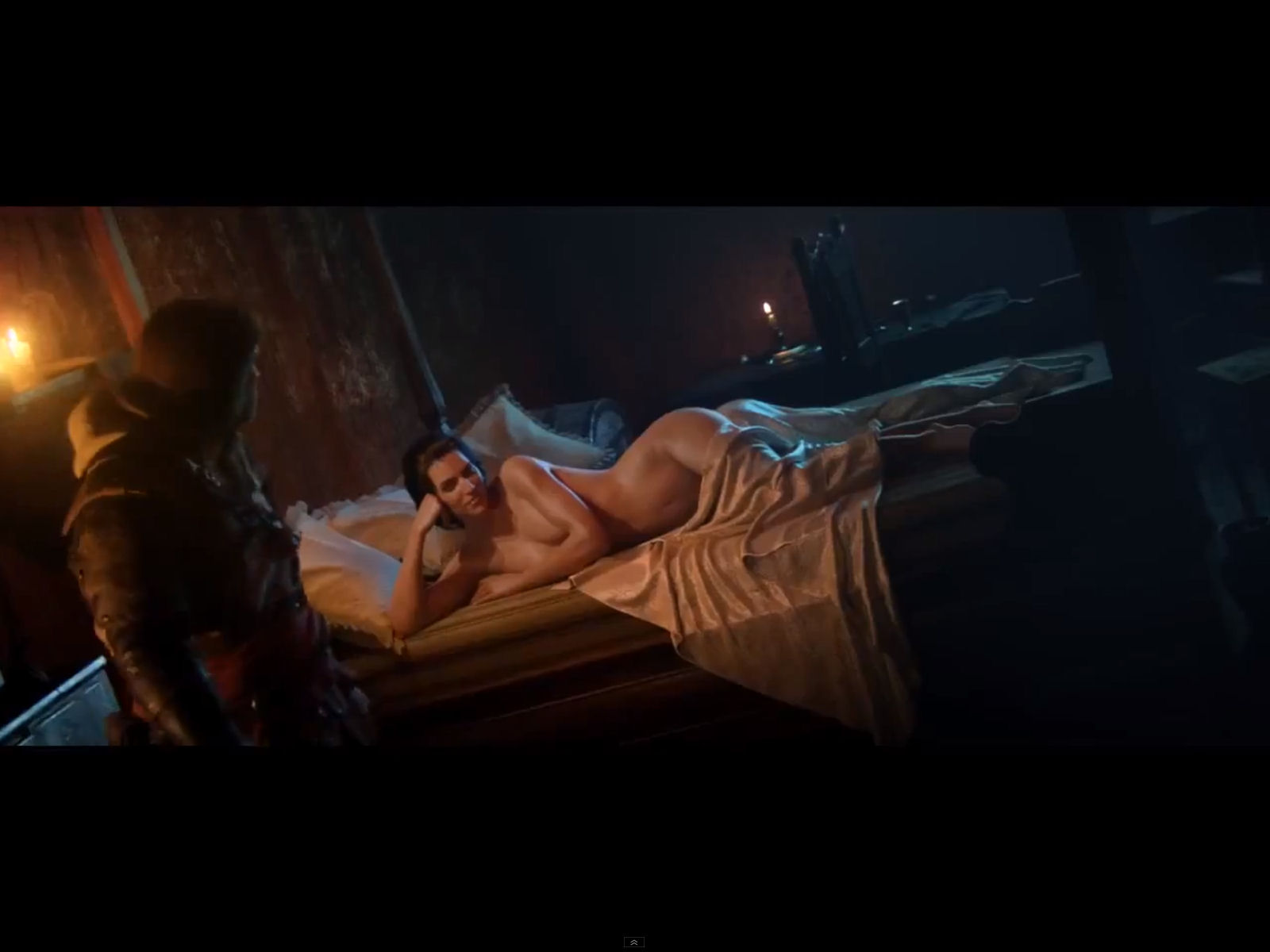 Assassin's creed brotherhood nude girl nackt slave