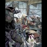 Assassin's Creed 4 Todd McFarlane Poster Wallpaper