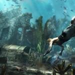 Assassin's Creed 4 Treasure Diving Wallpaper
