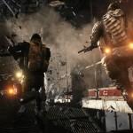 Battlefield 4 Squad Jumping Wallpaper