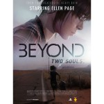 Beyond Two Souls Movie Poster Wallpaper