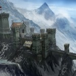 Dragon Age 3 Castle Wallpaper