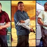 Grand Theft Auto 5 Cast Wallpaper