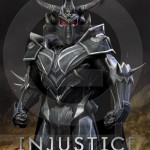Injustice Gods Among Us Ares Artwork