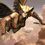 Injustice Gods Among Us Hawkgirl Artwork