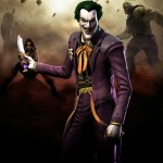Injustice Gods Among Us The Joker Artwork