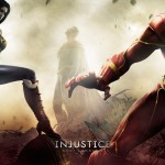 Injustice Gods Among Us Wonder Woman Artwork
