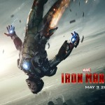 Iron Man 3 Movie Logo Wallpaper