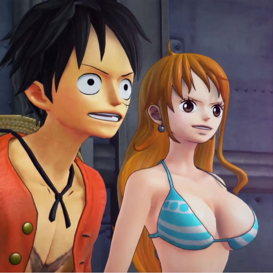 One Piece: Pirate Warriors 2 Cast