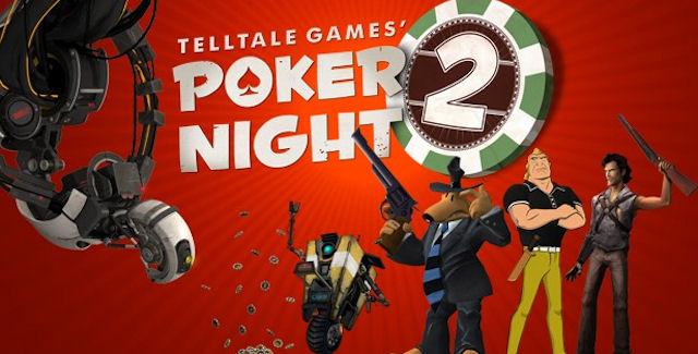 Poker Night 2 Walkthrough