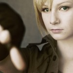 Metroid Other M Young Samus