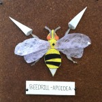 Pokemon 015 Beedrill Artwork