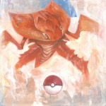 Pokemon 141 Kabutops Artwork