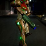 Samus Cosplay Costume