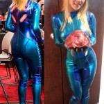 Zero Suit Samus Metroid Other M Cosplay
