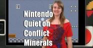 Nintendo Quiet on Conflict Minerals