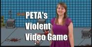 PETA's Violent Video Game