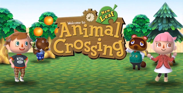 Animal Crossing New Leaf Cheats