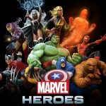 Marvel Heroes Wallpaper 6