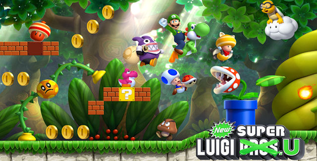 New Super Luigi U Walkthrough