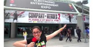 Video Games Blogger at E3 2013