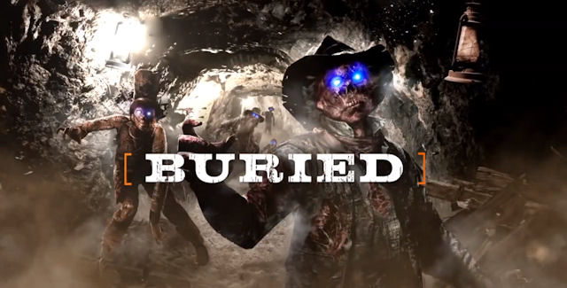 Black Ops 2 Vengeance Buried Guide