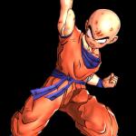 Dragon Ball Z: Battle of Z Krillin Artwork
