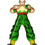 Dragon Ball Z: Battle of Z Tien Artwork