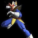 Dragon Ball Z: Battle of Z Vegeta Artwork