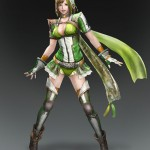 Dynasty Warriors 8 Bao Sanniang Artwork
